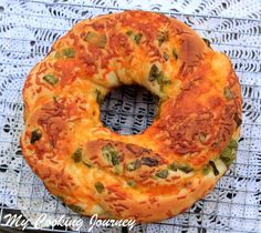 Jalapeno and Cheese Bread