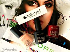 Eniinails, Polish Week Porcelain Skin e Dark Merlot, Top Coat e mattoncino [REVIEW] @eniinails