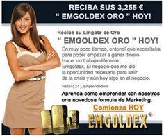 Emgoldex Oro.