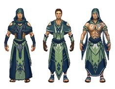 Mage clothing concept by *Kmalmsten on deviantART