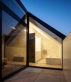 Galería - Casa de madera CM / Bruno Vanbesien + Christophe Meersman - 2