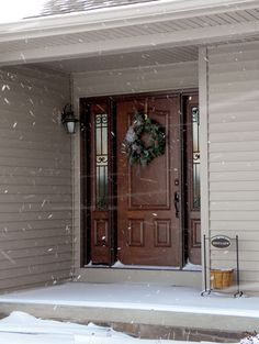 Keep out the winter chill with one of ProVia's many ENERGY STAR compliant products.