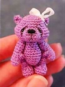 Little Cutie - free crochet pattern
