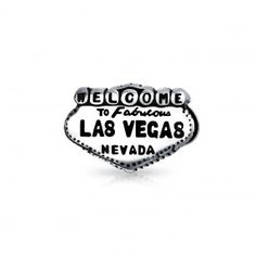 Stays In Vegas Charms | Shop Bling Jewelry