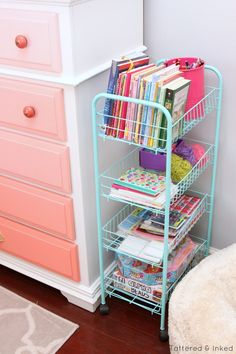 This post is incredibly picture heavy! Im so excited about todays p Shared Girls Room excited heavy incredibly Picture post todays Girl Bedroom Designs, Room Ideas Bedroom, Girls Bedroom, Bedroom Decor, Preteen Bedroom, Preteen Girls Rooms, Little Girl Rooms, Study Room Decor, Cute Room Decor