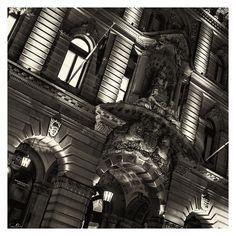 The GPO After Dark by mdomaradzki.deviantart.com on @deviantART
