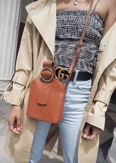35 Summer Pieces From Indie Brands That Nobody Else Will Have and 🛍️ Purses and Bags Leather Handbags, Leather Bag, Fashion Bags, Womens Fashion, Indie Outfits, Indie Brands, Summer Outfits, Summer Clothes, Coats For Women