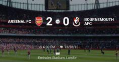 Arsenal v Bournemouth, full time highlights - Inside Arsenal