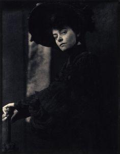 Gertrude Käsebier, Miss Minnie Ashley, 1905