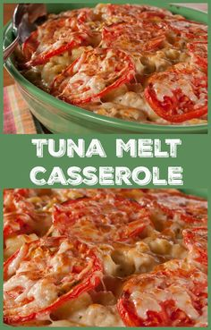 Tuna casserole is as classic as they come and this recipe is full of cheesy, homestyle goodness!