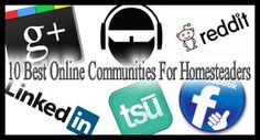 10 Best Online Communities For Homesteaders