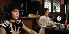 Legend Of A Fox (1980) - Lu Feng and Kuo Chui