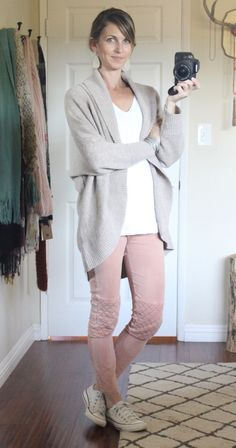 what i wore — The Pleated Poppy Pants Outfits, Pink Pants Outfit, Loungewear Outfits, Winter Sweater Outfits, Jeans Outfit Summer, Fall Winter Outfits, Cool Outfits, Casual Outfits, Rose Jeans