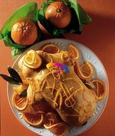 Anatra all'arancia   Cucinare Meglio