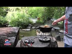 How To Use a Dutch Oven with CampMaid Solutions Tools Dutch Oven Table, Dutch Oven Pizza, Dutch Oven Camping, Dutch Ovens, Fire Cooking, Cast Iron Cooking, Outdoor Cooking, Outdoor Party Foods, Campfire Grill