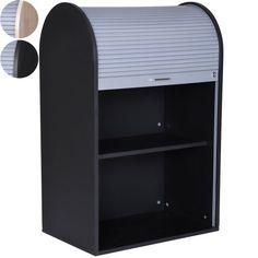 Praktischer Rollladenschrank Aktenschrank in schwarz/anthrazit Miadomodo® http://www.amazon.de/dp/B00GWFA2QE/ref=cm_sw_r_pi_dp_L3Oiub1QRTA85