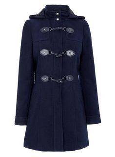 Celtic brown sheepskin duffel coat | Winter | Pinterest | Cappotti ...