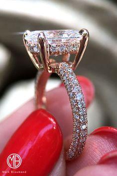 Fantastic Engagement Rings 2018 ❤ See more: http://www.weddingforward.com/rings-2017/ #weddingforward #bride #bridal #wedding