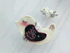 Porta audífonos paloma