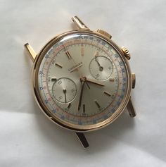 Longines 30CH Flyback Chronograph