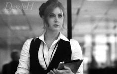 'Man Of Steel': First Look At Amy Adams As Lois Lane