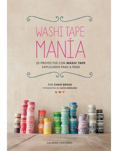 washi tape mania-chris bravo ISBN: 9788496235465