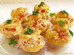 Prosciutto, International Recipes, Chorizo, Baked Potato, Potato Salad, Creme, Cauliflower, Foodies, Biscuits