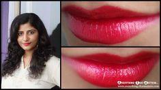 "30 Days Lipstick Challenge: Day 14: Avon Ultra Color Rich lipstick ""Berry Berry Nice"""