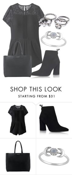 """Outfit #1298"" by sofiaabaarona1998 on Polyvore featuring moda, Stuart Weitzman y MANGO"