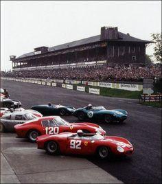 1962 Ferrari 250 TR/60 #0476 (#17 Rodriguez/Rodriguez)