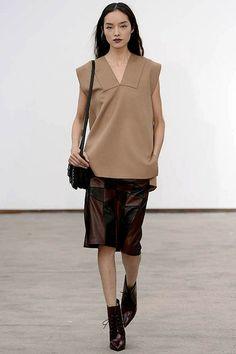 Derek Lam Fall 2013 Ready-to-Wear