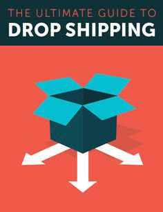 Drop shipping explained. The ultimate link/guide to drop shipping.