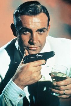 - Sean Connery turns 84 today - he was born 8-25 in 1930 - Find our speedloader now! http://www.amazon.com/shops/raeind