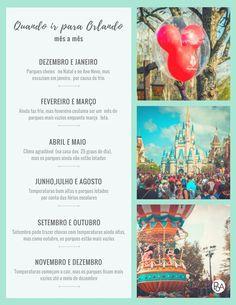 How to Plan an Uncomplicated Trip to Orlando: Everything You Need to Know to Enjoy Your Vacation - Destinos de Verão e Praia - Disney Disney Dream, Disney Disney, Orlando Vacation, Orlando Disney, Universal Orlando, Enjoy Your Vacation, Travel Organization, Disney World Resorts, Disney Outfits