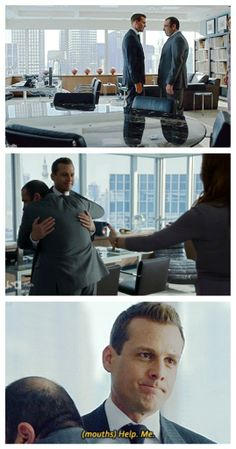 Louis Litt & Harvey - Ewww Meme - Louis Litt & Harvey The post Louis Litt & Harvey appeared first on Gag Dad. Suits Tv Series, Suits Tv Shows, Movies Showing, Movies And Tv Shows, Suits Harvey, Harvey Specter Suits, Suits Quotes, Gina Torres, Suits Usa