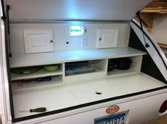 How can I modify galley of 5 x 8 LG? - Little Guy Forum