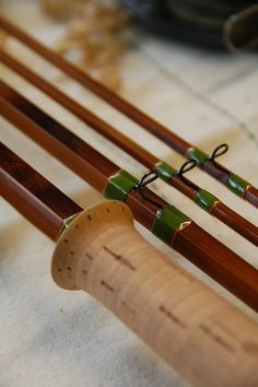 Fly Fishing Rods, Fly Rods, Gone Fishing, Best Fishing, Fishing Tackle, Bamboo Fly Rod, Rod And Reel, Fishing Gifts, Fishing Equipment