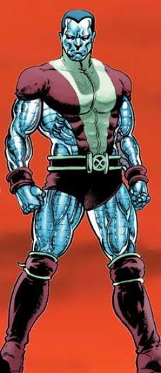 ..Colossus from Astonishing X-Men.