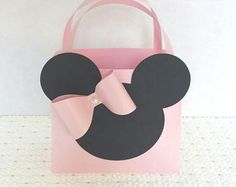 Mickey Mouse o Minnie Mouse caja a Favor