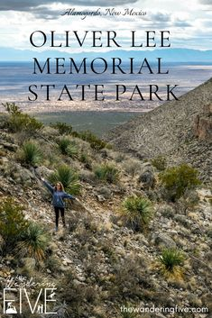 When your vacation gets a little derailed, well meaning friends might chime in to remind you that 'state. Rv Parks, State Parks, Rv Travel, Family Travel, Alamogordo New Mexico, New Mexico Camping, San Andreas, Round Trip, Rv Life