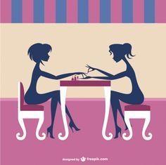 Entre tu clienta y vos!!! Un punto en común verte bella!!