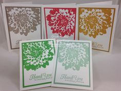 Stampin' Up! In Colors Definitely Dahlia www.thestampcamp.com