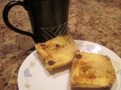 Paleo Musings: Mmmm...Hot Cinnamon Bread! (No flour)