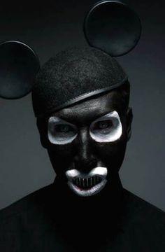 Black Mouse Ears