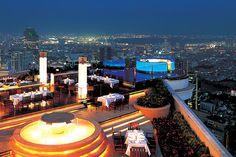 Bangkok: rooftop bars
