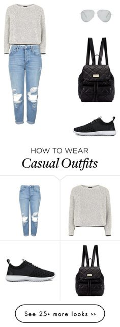 """""""Casual."""" by roci28 on Polyvore"""