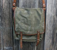 7948488dd6e www.petalumasupplyco.com  Vintage Backpacks, Canvas Messenger Bag, Men s  Backpack,