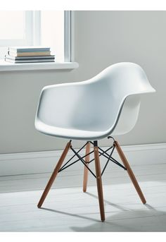 NEW Nils Arm Chair - White - Kitchen - Indoor Living