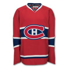 Montreal Canadiens Reebok Edge Authentic Home Nhl Hockey Jersey (made In Canada) Montreal Canadiens, Custom Hockey Jerseys, Nhl Hockey Jerseys, Reebok, Youth Hockey, Hockey Girls, Hockey Mom, Ice Hockey, Hockey Bedroom