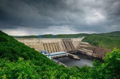Крупнейшая электростанция на Дальнем Востоке России